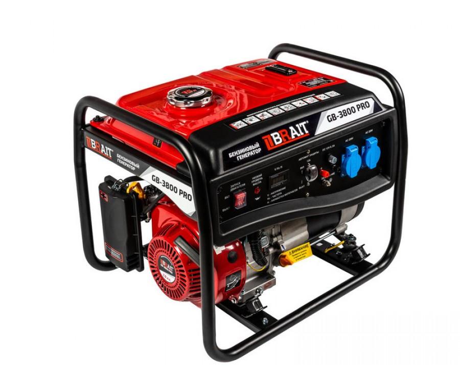 Генератор бензиновый GB-3800 PRO