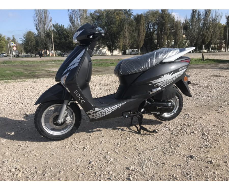 Скутер Millennium Legenda