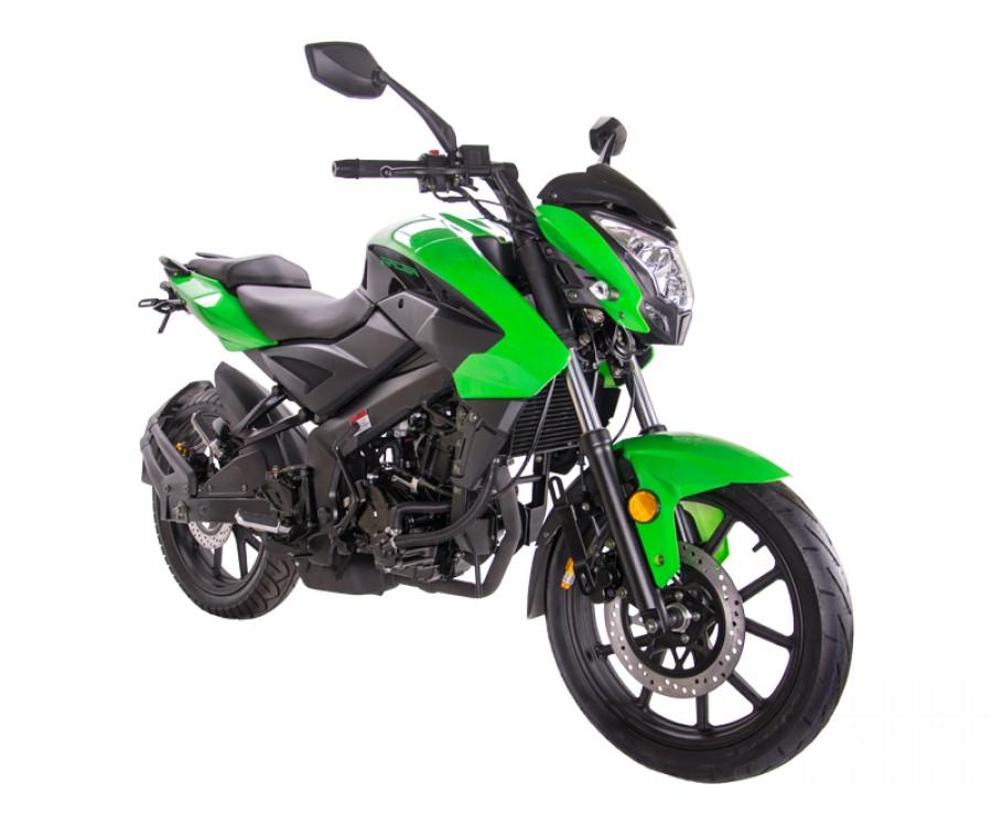 Мотоцикл Racer Flash RC250-GY8X
