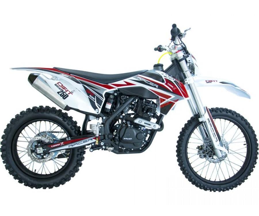Кроссовый мотоцикл Racer SR-X1 Cross X1