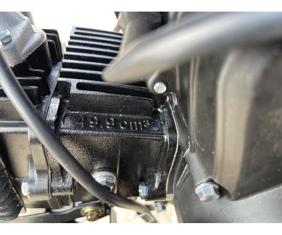 Мопед Alpha  RS11 Millennium