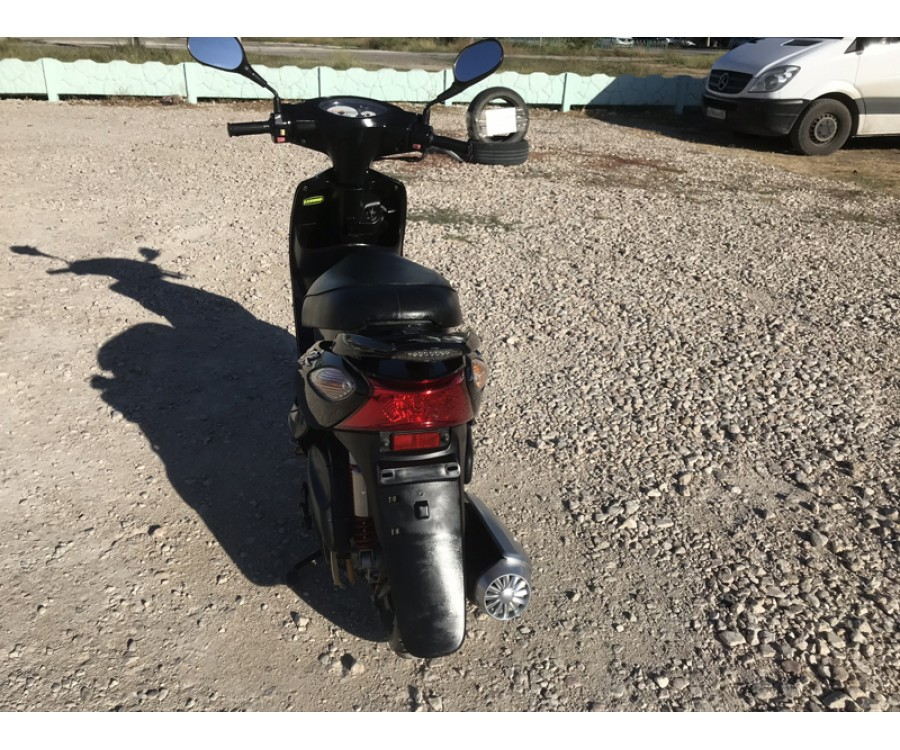 Скутер Yamaha JOG SA39J ZR