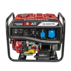 Генератор бензиновый  GB-5500Е PRO
