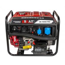 Генератор бензиновый  GB-7500Е PRO