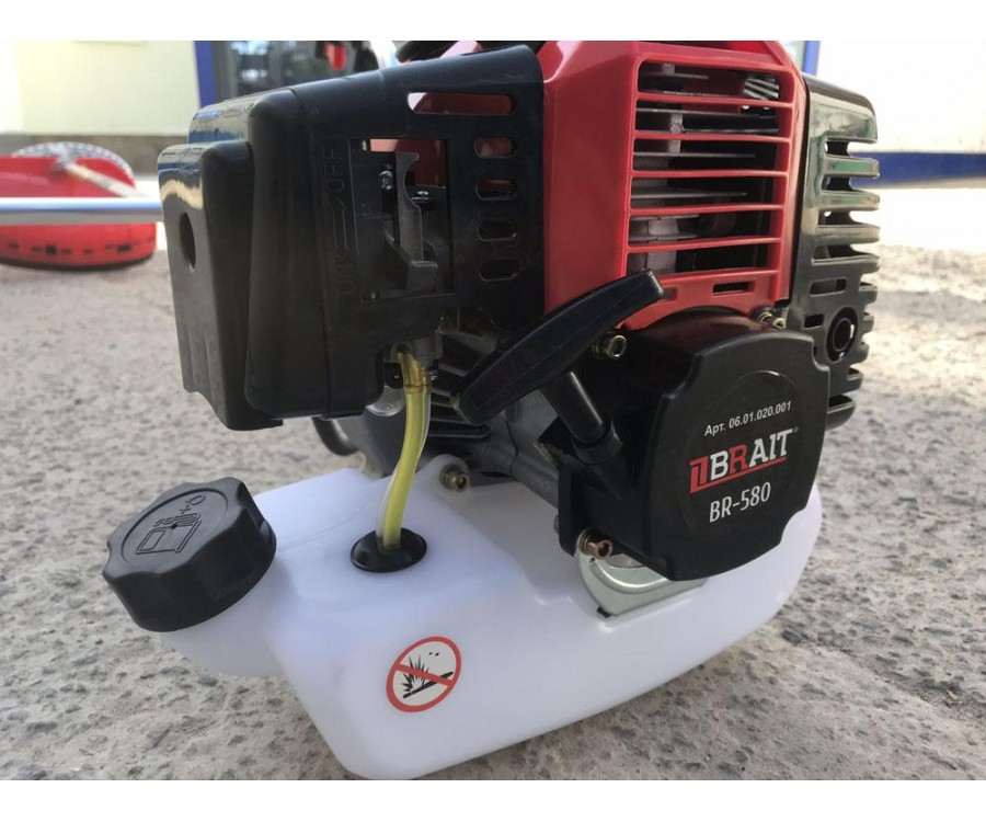 Мотокоса Brait BR-580