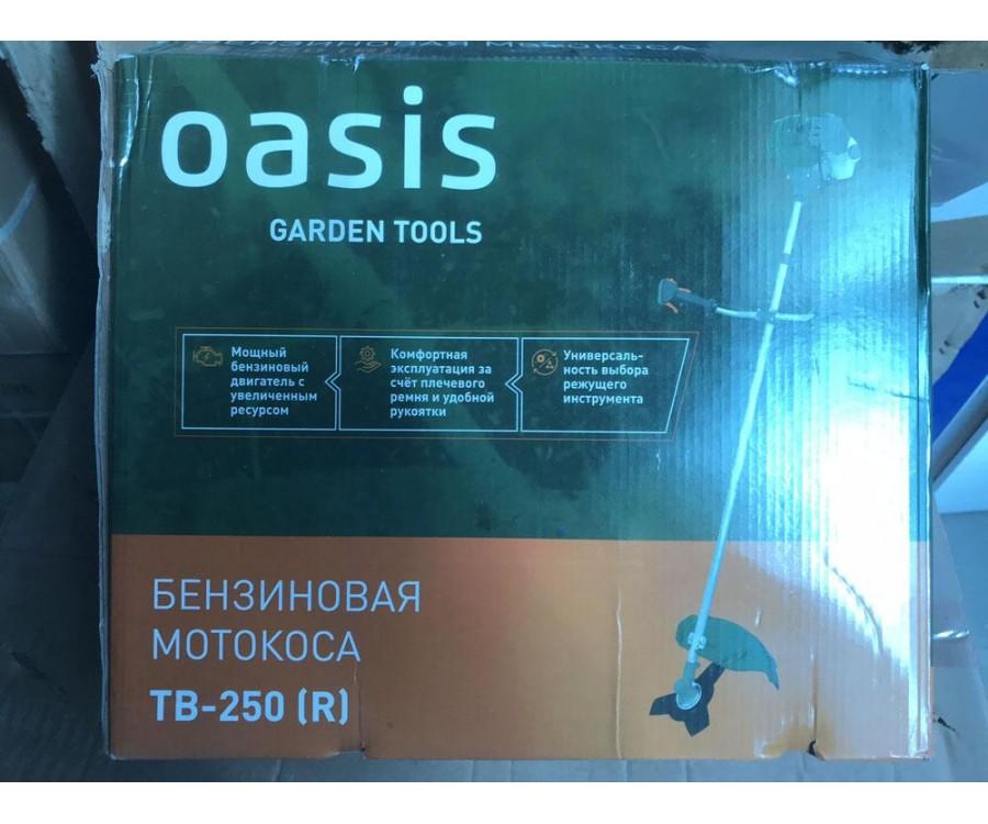 Мотокоса OASIS TB250-R