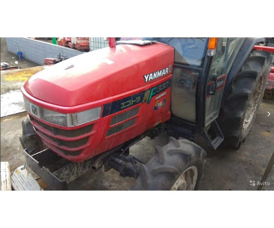 Минитрактор Yanmar AF330 4WD