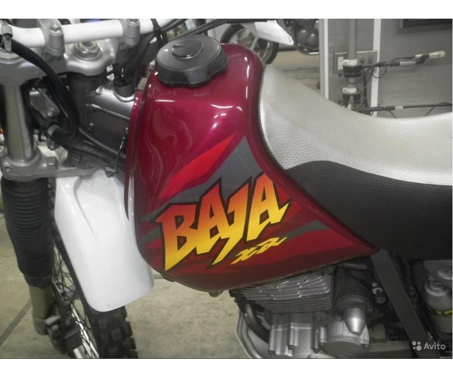 HONDA Baja XR250 MD30