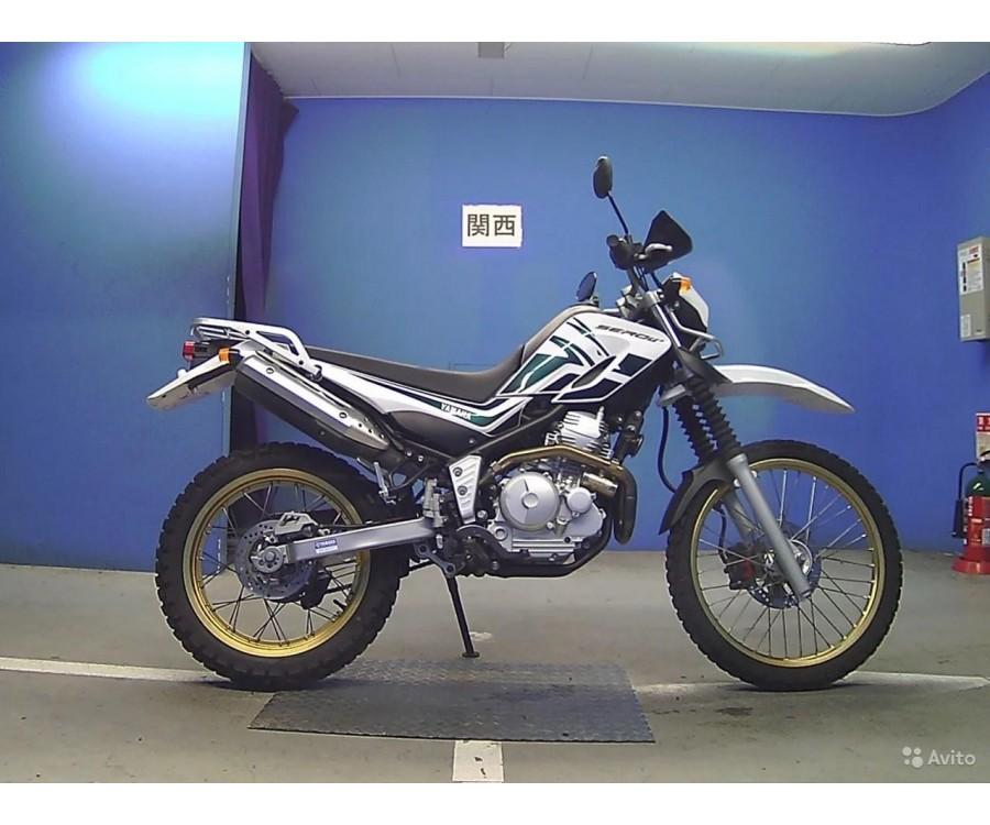 Yamaha XT250 Serow DG17J