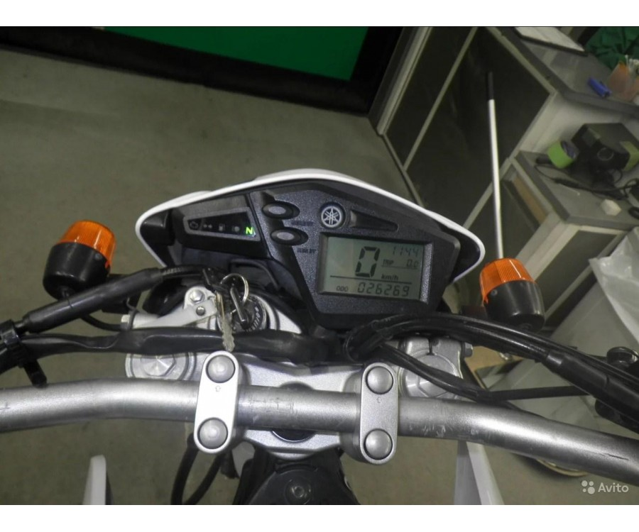 Yamaha Serow 250 (XT250) DG17J
