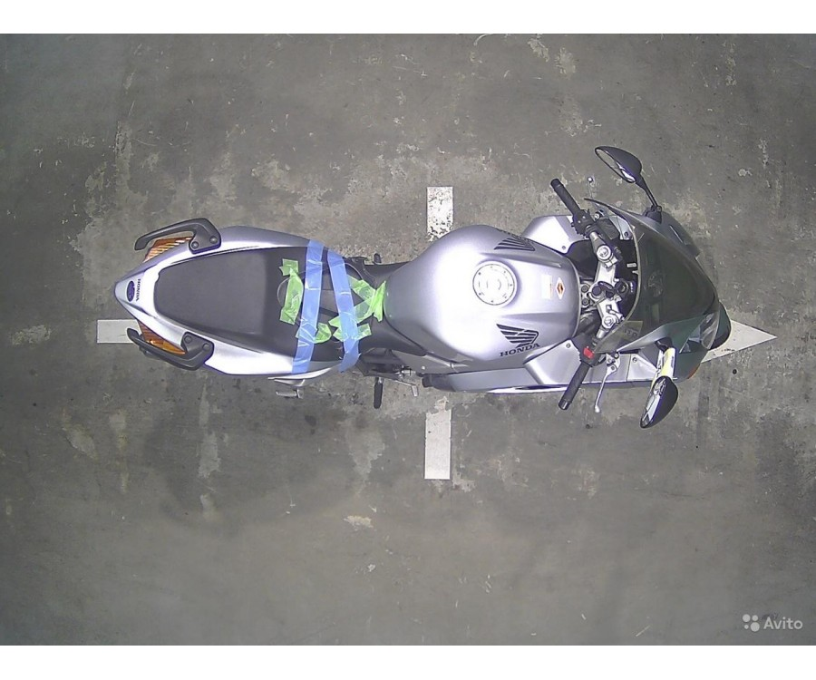 HONDA VFR 800 RC46 ABS
