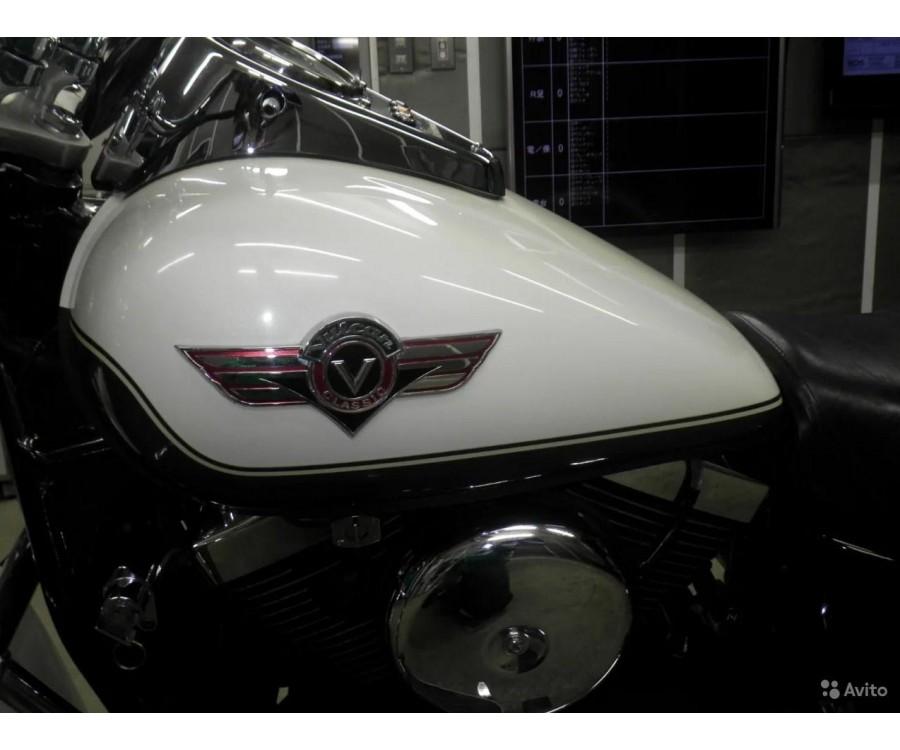 Kawasaki Vulcan 1500 Classic