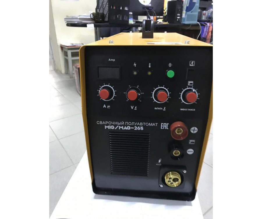 Сварочный Полуавтомат KAISER MIG-265 (+MMA)