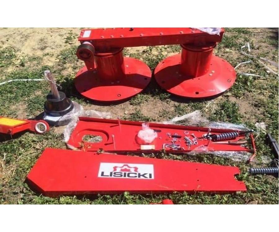 Роторная косилка Lisicki шириной захвата 1,35 метр