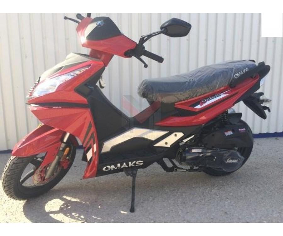 Скутер Omaks JJ125T-23 ARDOUR