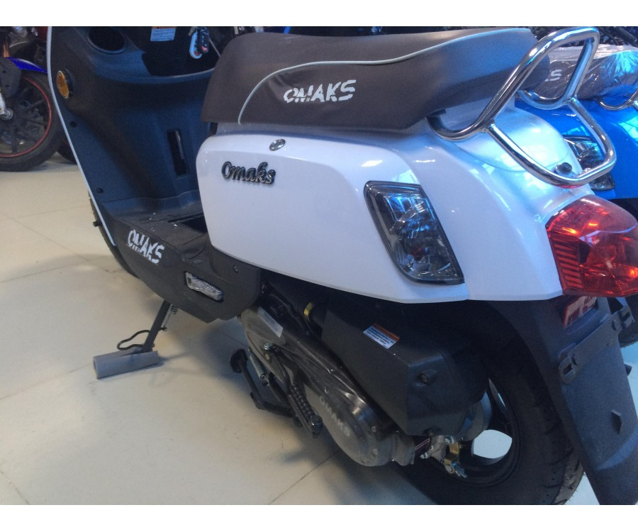 Скутер Omaks Cuxi 50cc JJ50-27