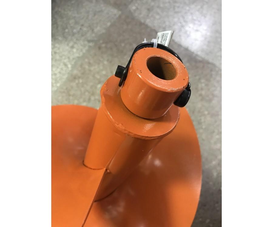 Шнек для бурения грунта двухзаходный Carver GDB-300/2