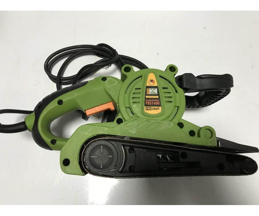 Ленточная шлифовальная машина ProCraft PBS-1400