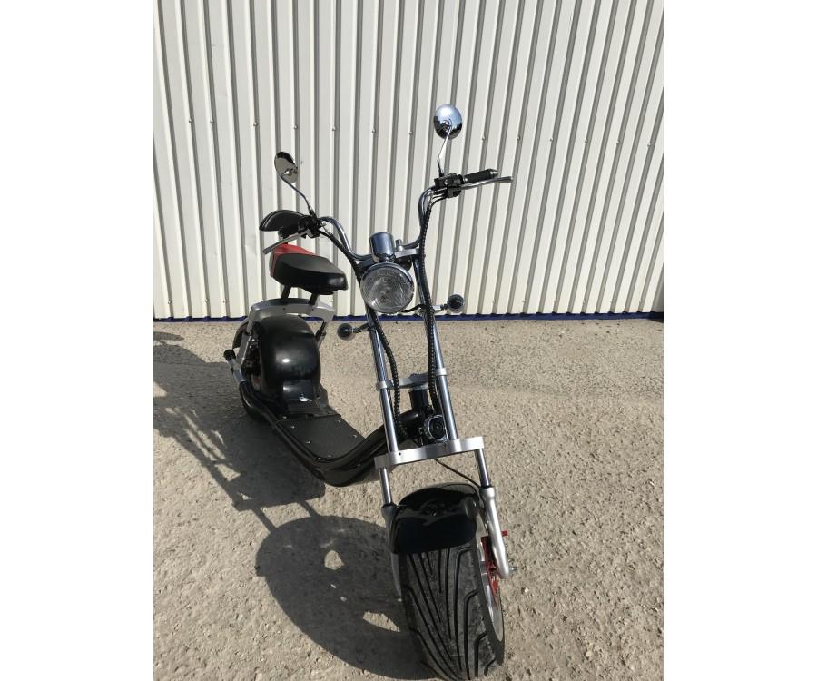 ЭлектроСкутер Citycoco Harley 2кВт