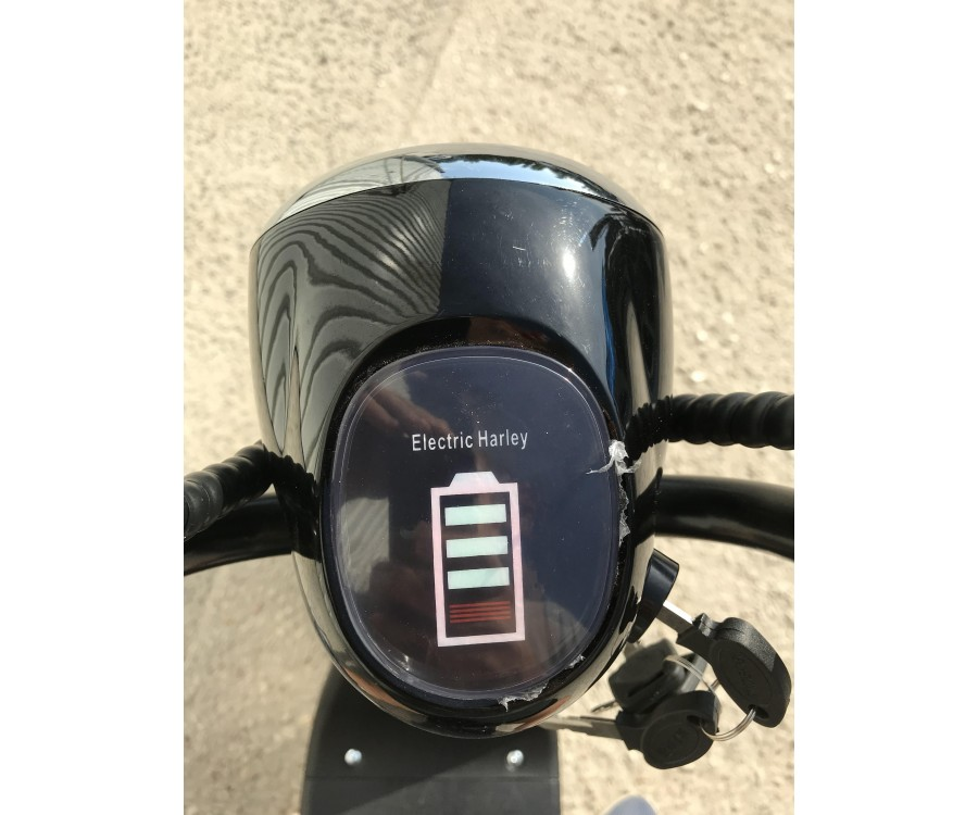 ЭлектроСкутер Citycoco Double Seat