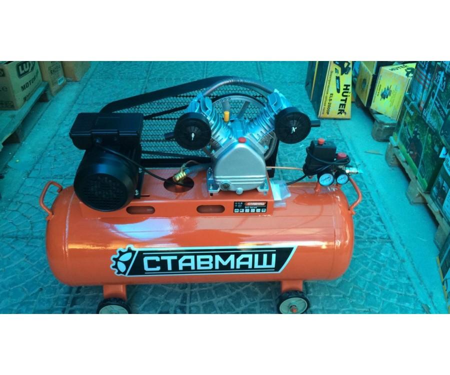 Воздушный компрессор Ставмаш КР2 100-450