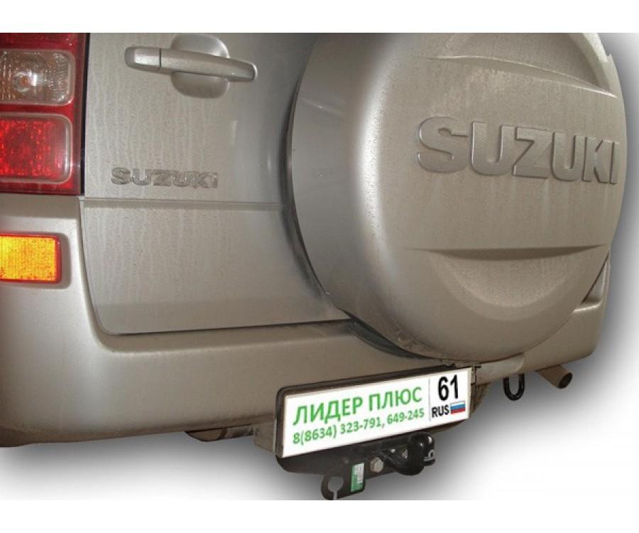 ТСУ для SUZUKI GRAND VITARA (КРОМЕ JB420, JB424W) (5 дверей)
