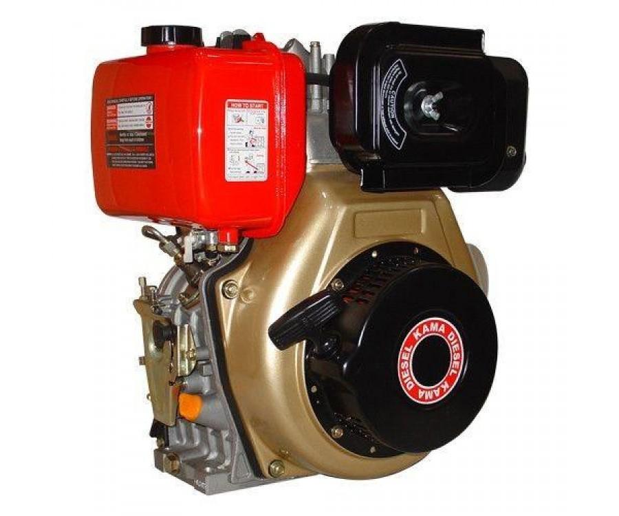 Двигатель дизельный КАМА KM186F