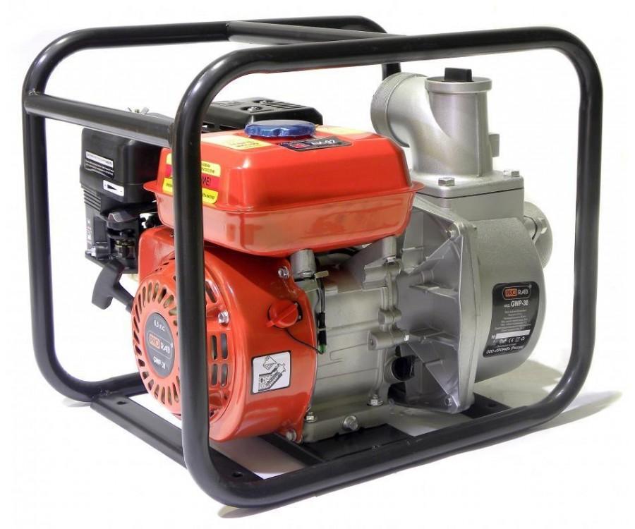 Мотопомпа бензиновая Park GWP-30