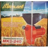 Зернодробилка МОГИЛЕВ МК3-240 (зерно + початки кукурузы)