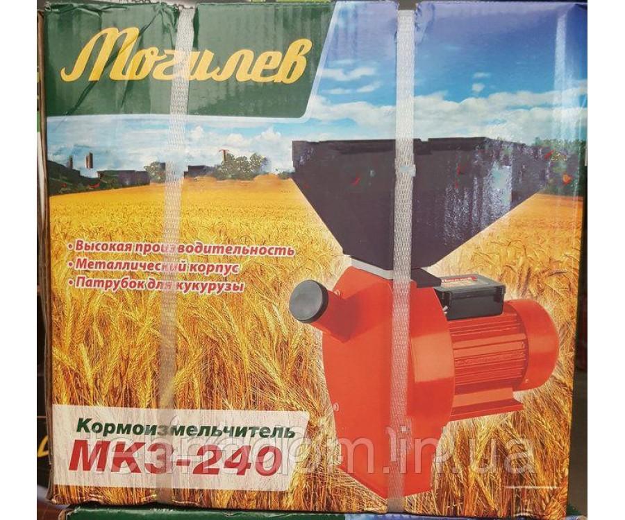Зернодробилка МОГИЛЕВ МК3-240