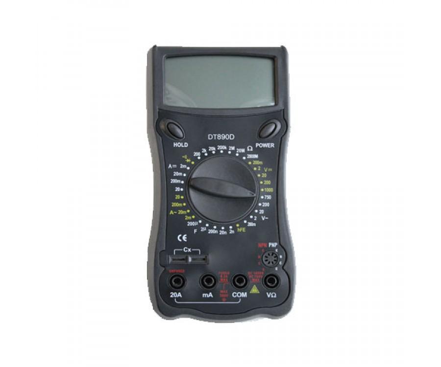 Мультиметр DT 890 D Энергия