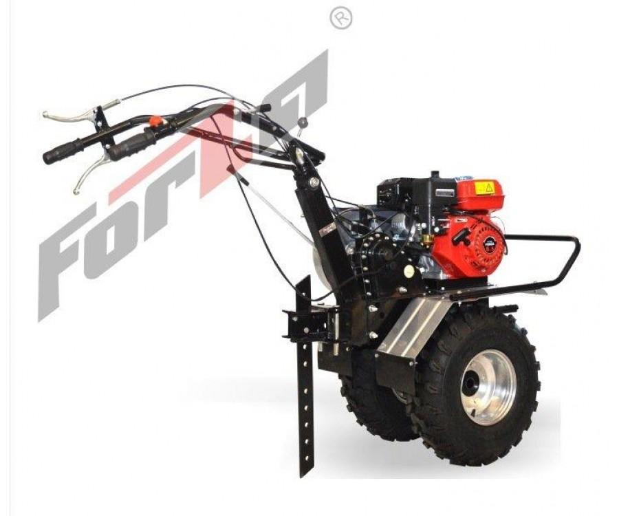 Мотоблок МБ FZ-02 6.5 (Колесо широкое+фрезы) Forza