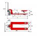 Тележка гидравлическая (рохля) Helper LM 20-1150x520 silent