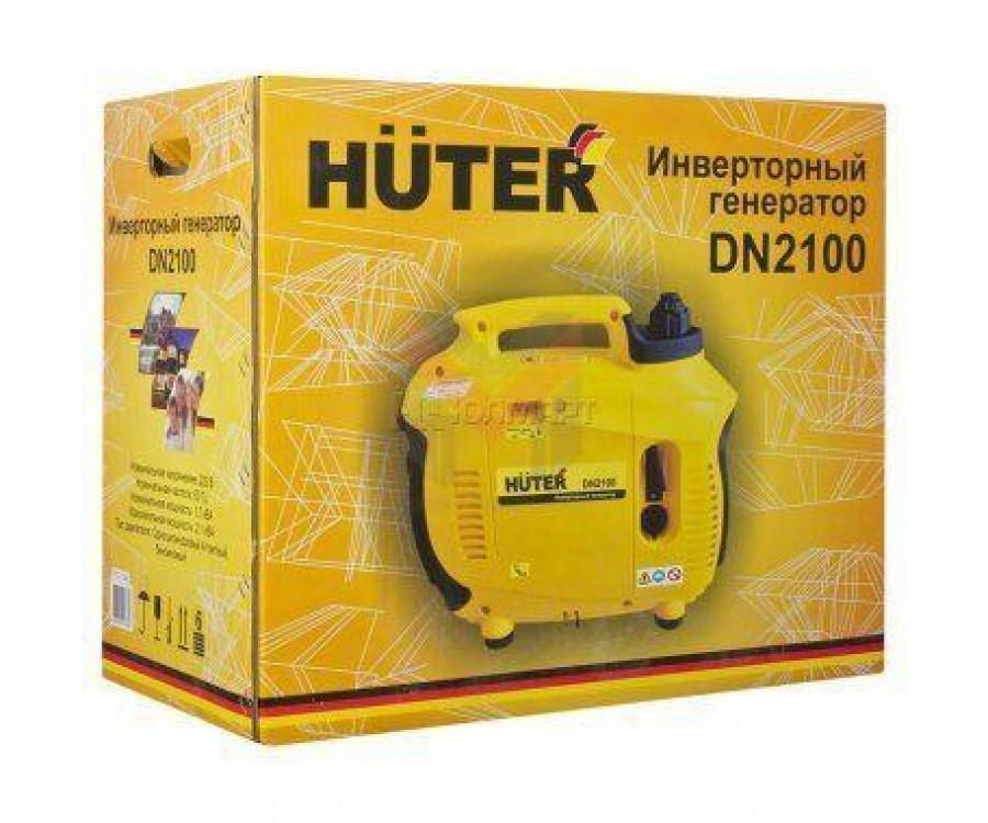 Инверторный генератор DN2100 Huter