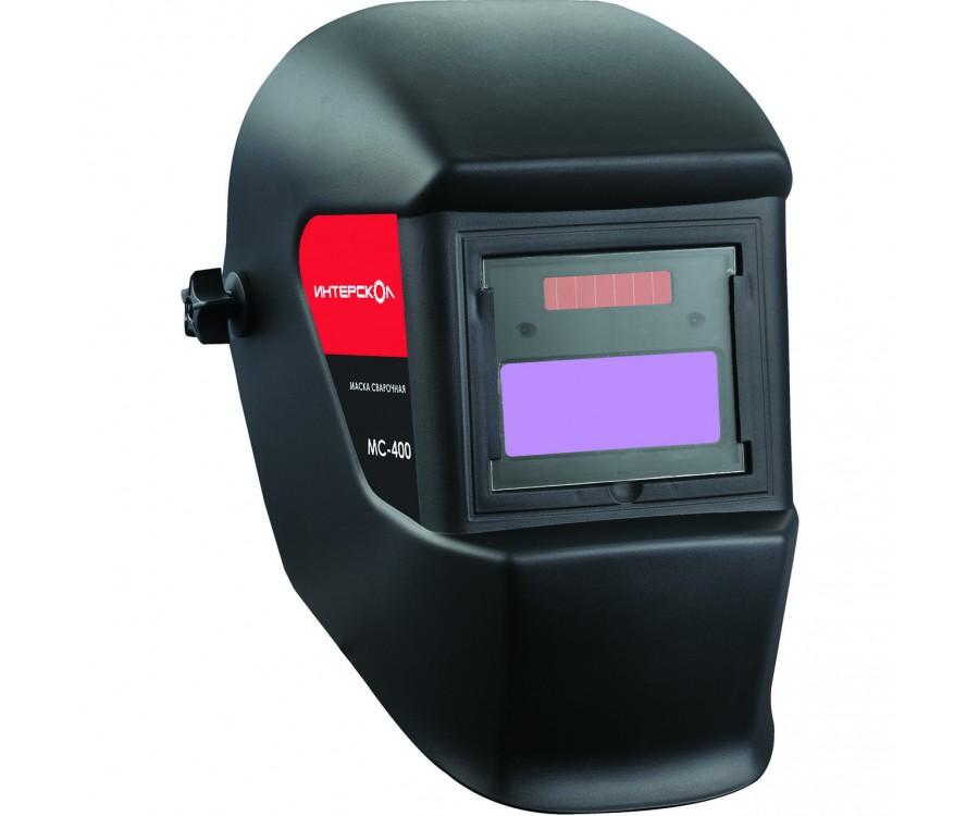 Маска сварочная МС-400 Интерскол