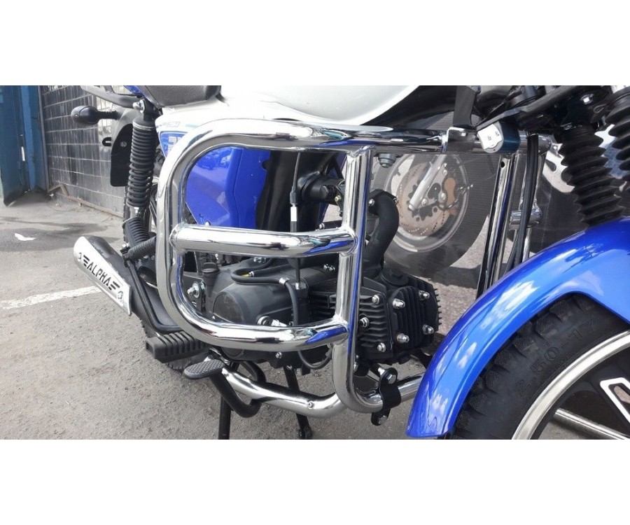 Мопед Motoland Alpha RX