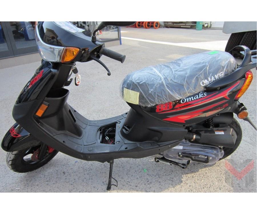 Скутер OMAKS JOG JJ50QT-25