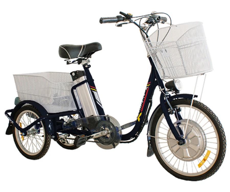Электрический велосипед OMAKS OM-XFT-002
