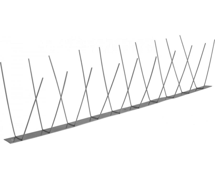 Противоприсадные шипы металлические