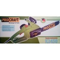 Пила цепная электрическая K2450 ProCraft