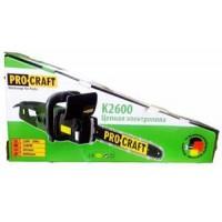 Пила цепная электрическая K2600 ProCraft