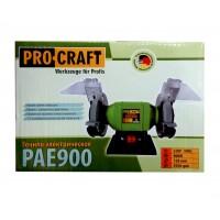 Электроточило ProCraft PAE 900