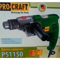 Дрель ProCraft PS-1150 Профи