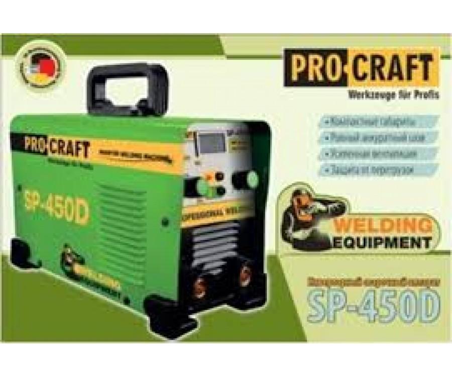 Инверторный сварочный аппарат ProCraft SP-450D