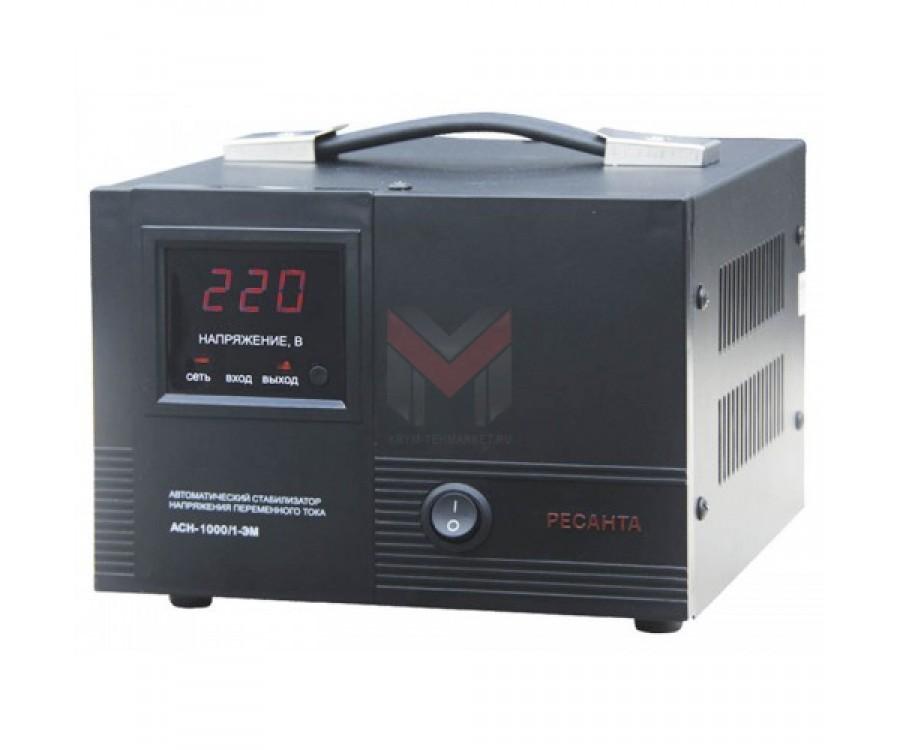 Cтабилизатор Ресанта ACH-1000/1-ЭМ