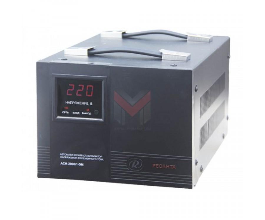 Cтабилизатор Ресанта ACH-2000/1-ЭМ