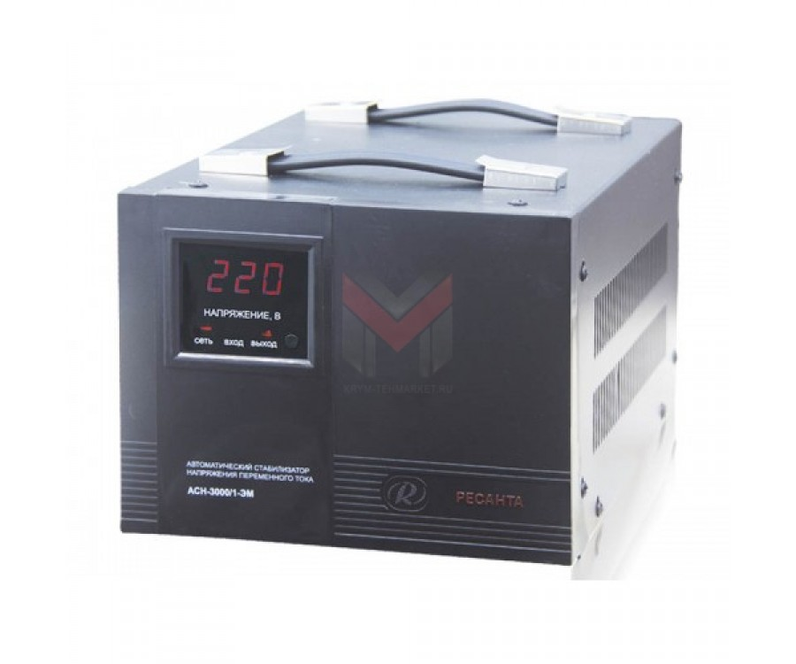 Cтабилизатор Ресанта ACH-3000/1-ЭМ
