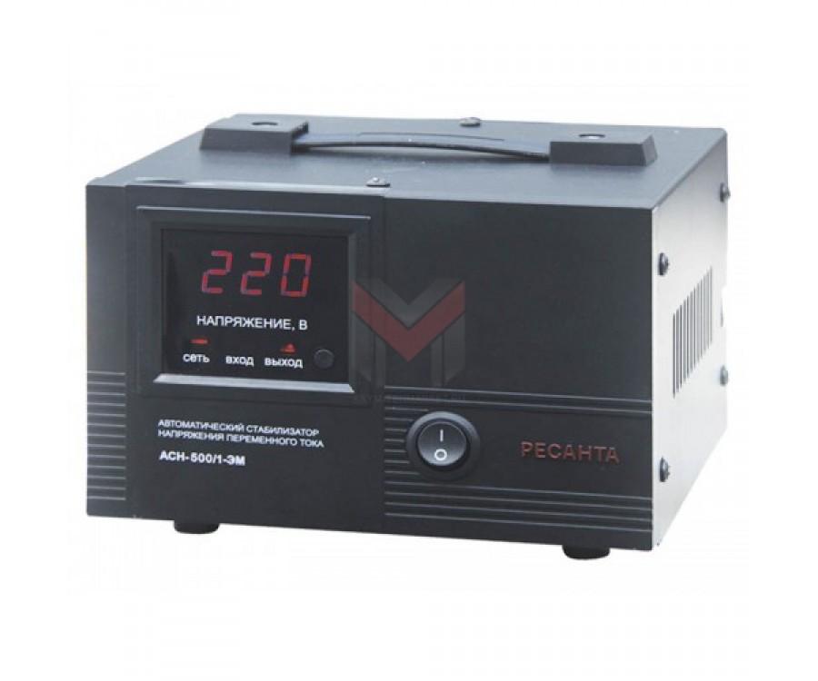 Cтабилизатор Ресанта ACH-500/1-ЭМ