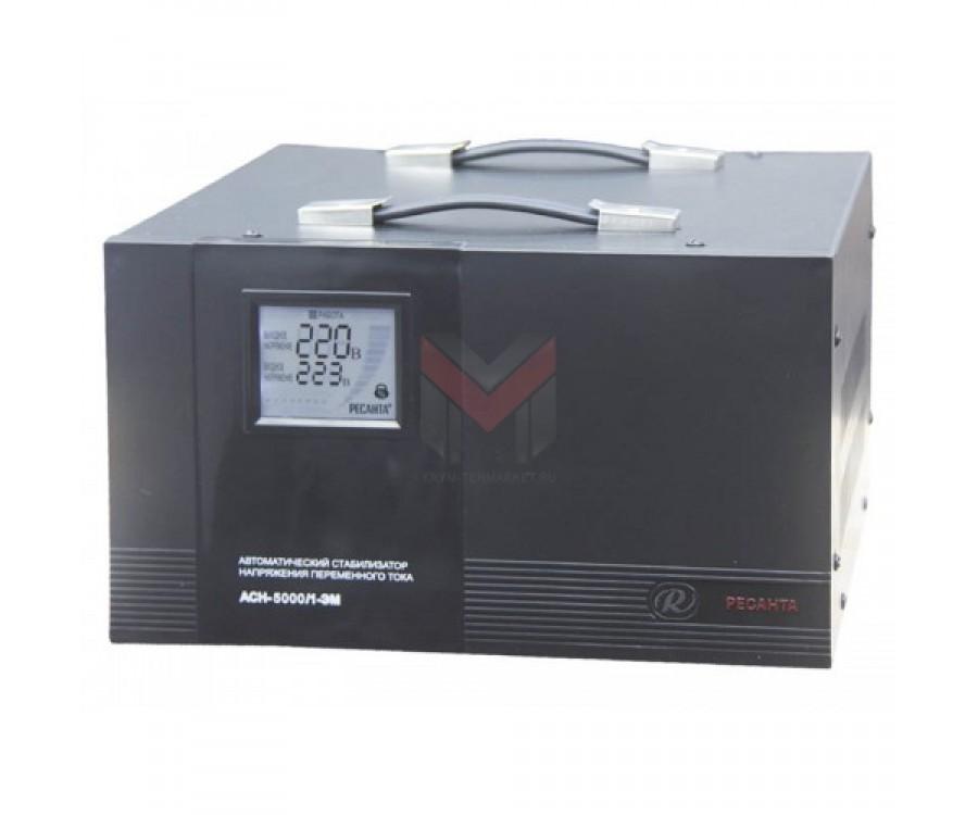 Cтабилизатор Ресанта ACH-5000/1-ЭМ