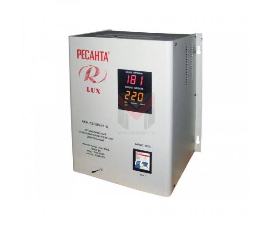 Cтабилизатор Ресанта ACH-12000Н/1-Ц
